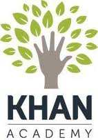 Khan Academy logo (Click to donate to the Khan Academy)