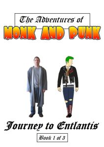 Monk and Punk: Book 1