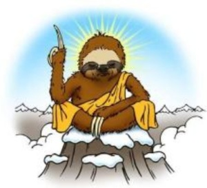 Writing the Wise Sloth Way