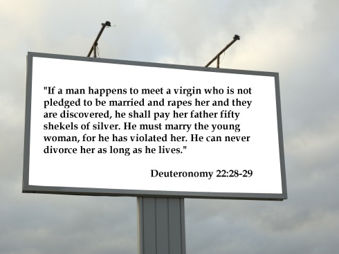 Christian billboards I wish Atheists would make #16