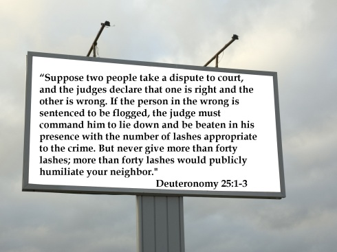 Christian billboards I wish Atheists would make #3