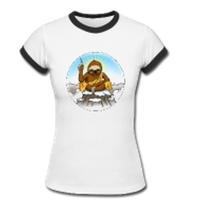 Women's Ringer Tshirt