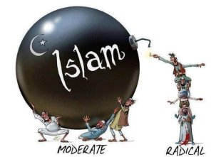 Image result for evil islam pictures