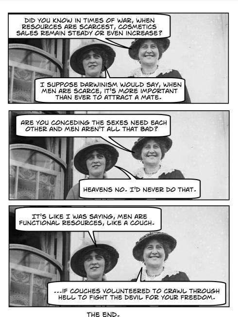 two feminist ladies 20