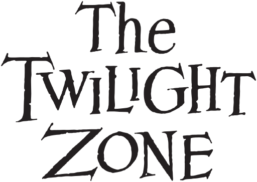 """Logo for the TV series, """"The Twilight Zone"""""""