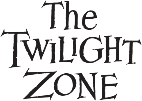 "Logo for the TV series, ""The Twilight Zone"""